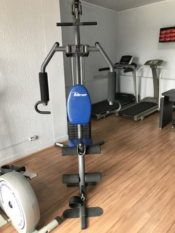 Estação de Musculação Poligym 3500