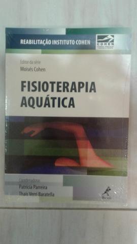 Livro de fisioterapia aquática