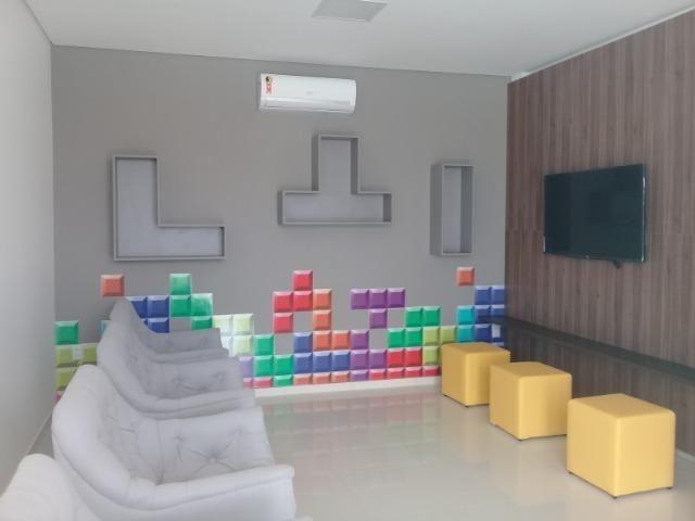 Maravilhosa casa de 3/4 em condomínio fechado no bairro do sim - Foto 13