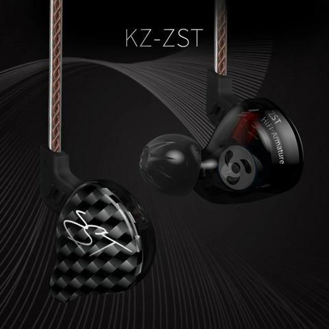 Fone In Ear KZ ZST - Foto 2