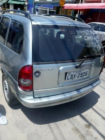 Carro corsa wagon gls 1.6 16v 1998 - Foto 2
