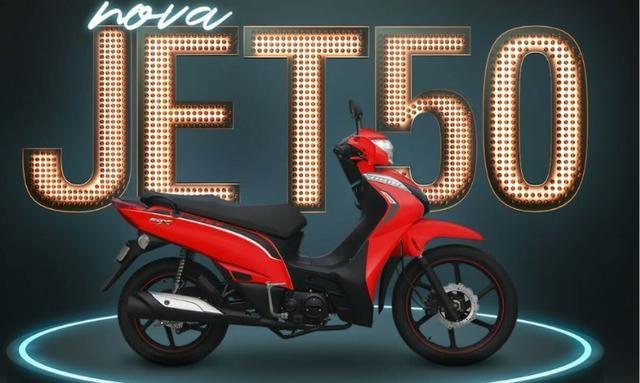 Nova Shineray JET 2020 Zero Km