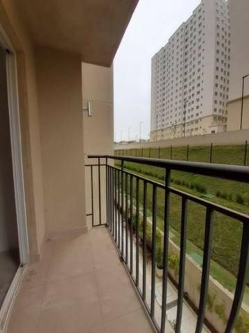 3 Dormitórios. Apartamento Novo. Lazer Completo. Parque São Vicente - Mauá - Foto 5