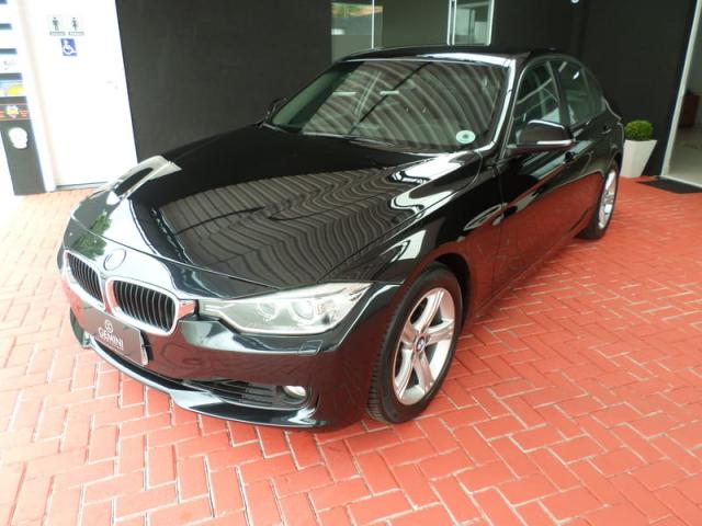BMW 320I 2.0 16V TURBO ACTIVE FLEX 4P AUTOMATICO - Foto 4