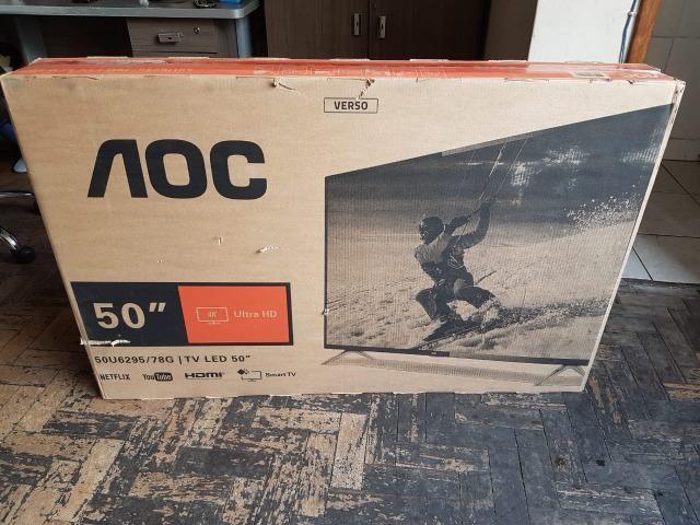 Smart Tv led AoC 50