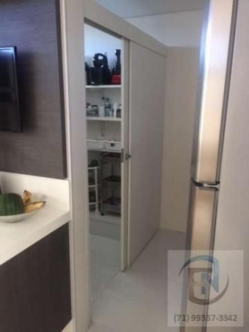 Casa em Condomínio para Venda em Salvador, Itaigara, 4 dormitórios, 3 suítes, 6 banheiros, - Foto 20
