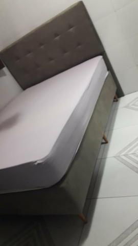 Cabeceira para cama-box