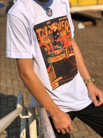 Camiseta Skate - Foto 5