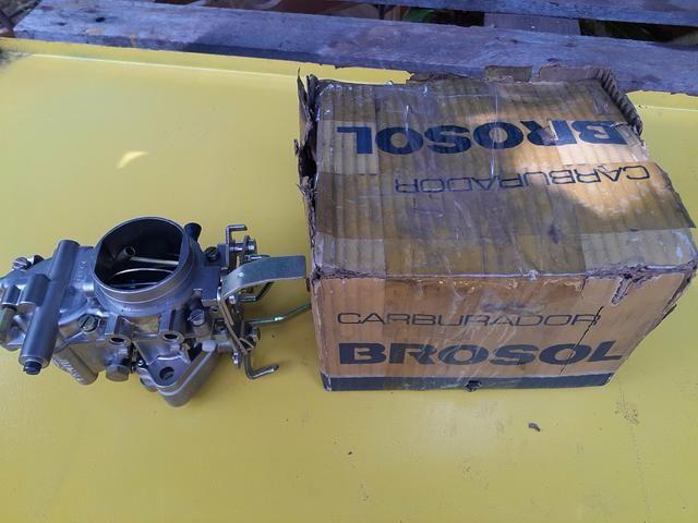 Carburador solex alcool passat/ voiage 1.5 - Foto 4