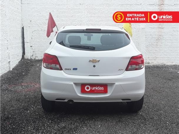 Chevrolet Onix 1.0 mpfi joy 8v flex 4p manual - Foto 6