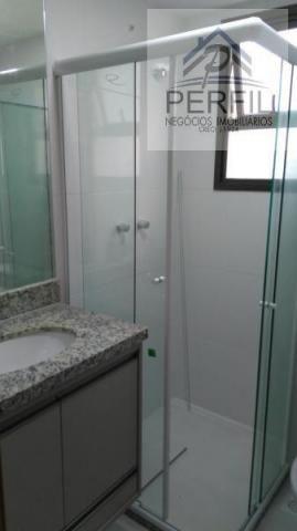 Apartamento para locação em salvador, graça, 2 dormitórios, 2 suítes, 4 banheiros, 2 vagas - Foto 8