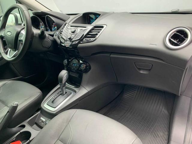 Ford New Fiesta Hatch TITANIUM 1.6 AUT - Foto 13