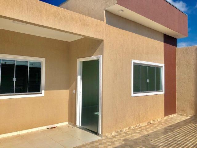 Aceito Imóvel FGTS e Financiamento, Casa Nova em Excelente Localização Sobradinho 2 - Foto 17