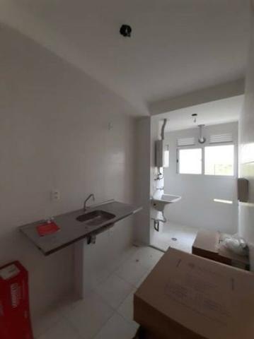 3 Dormitórios. Apartamento Novo. Lazer Completo. Parque São Vicente - Mauá - Foto 7
