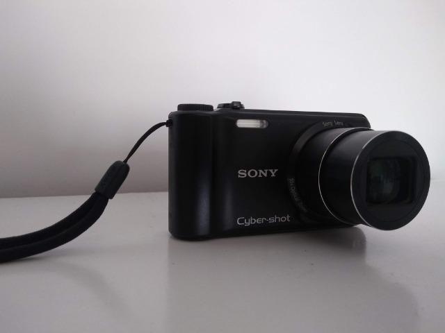 Câmera Digital Sony DSC-HX5 + cartão memória 8GB - Foto 4