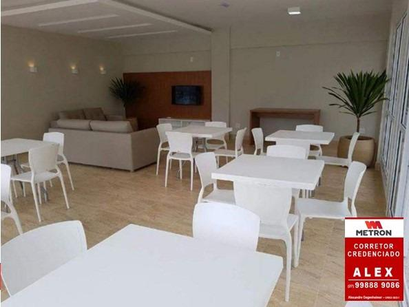 ALX - 18 - Mude para Morada de Laranjeiras - Apartamento de 2 Quartos com Varanda - Foto 16