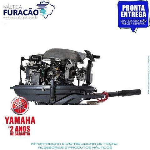 Motor de Popa Yamaha 30hp M - Foto 2
