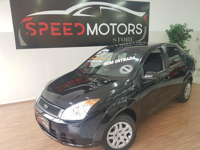 Ford Fiesta sedan 1.6 Completo FLEX - Foto 6
