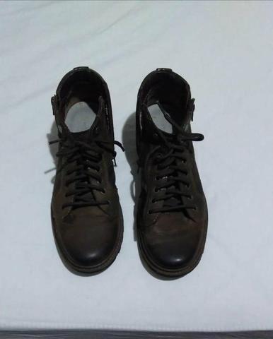 Dois pares de botinha masculina - Foto 3