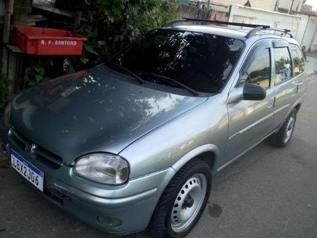 Carro corsa wagon gls 1.6 16v 1998 - Foto 7