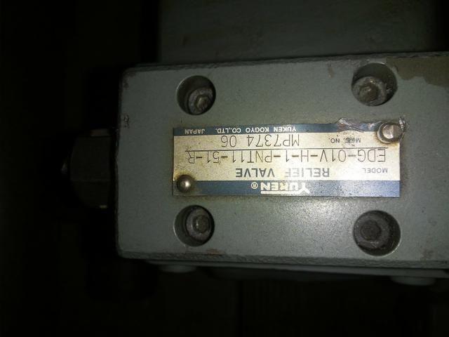 Bomba hidráulica YUKEN - Foto 5