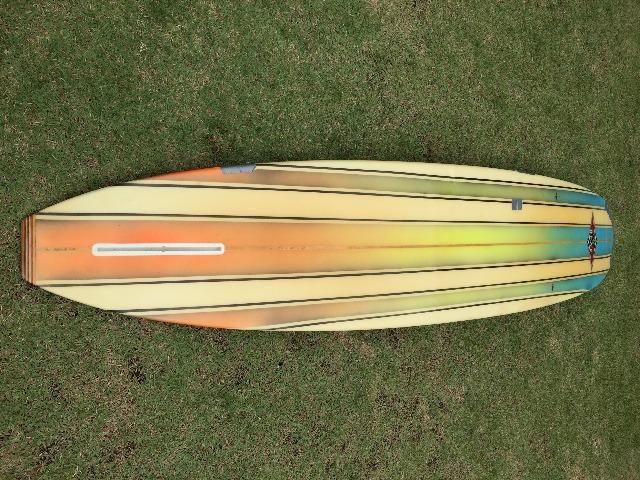 """Prancha long board Bear 9'6"""" - Foto 4"""