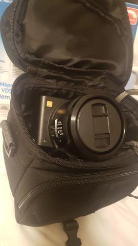 Câmera digital Panasonic FZ20