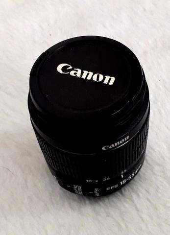 Lente canon 18-55 - Foto 2