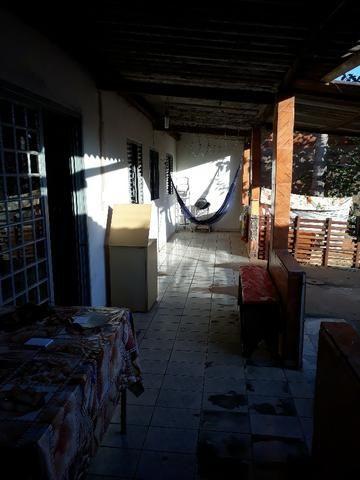 Vendo Lote comercial em sobradinho 2 de esquina com casa de 3 quartos - Foto 7