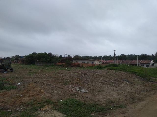 Terreno de esquina com 417 m² no Itinga -Entrada + parcelas direto c/ proprietário