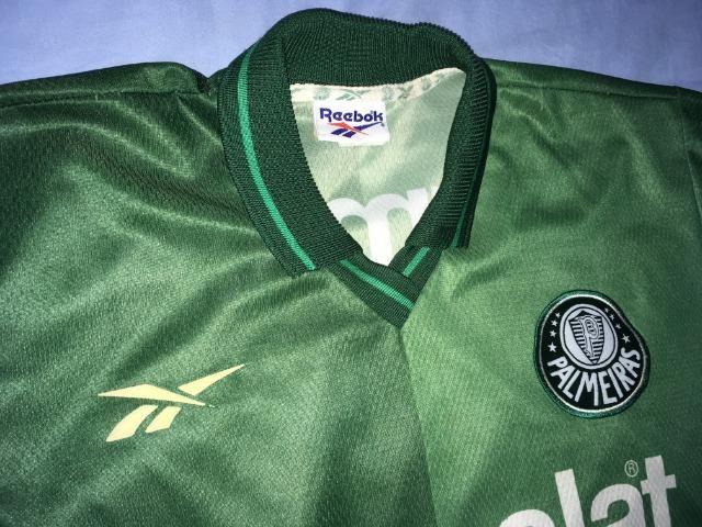 Camisa Palmeiras 1997 Oficial + Brinde - Foto 4