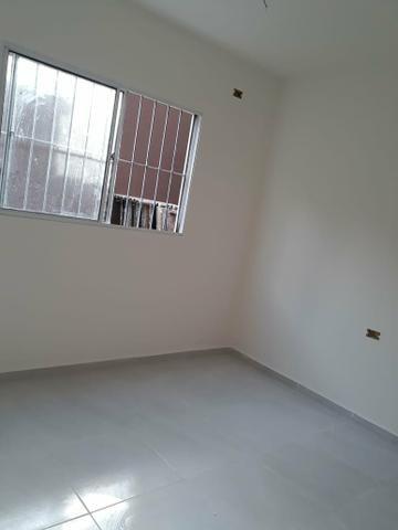 Paulista Jaguarana, dúplex 02quartos pronto pra morar,todo na cerâmica, - Foto 2