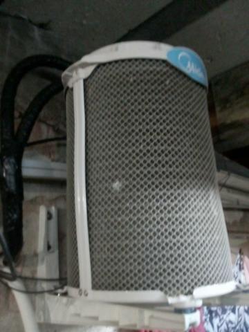 Ar condicionado midea 9000btus - Foto 5