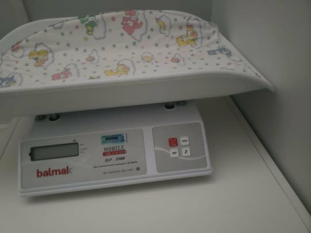 Maca + balança pediátrica e Acessórios - Foto 2