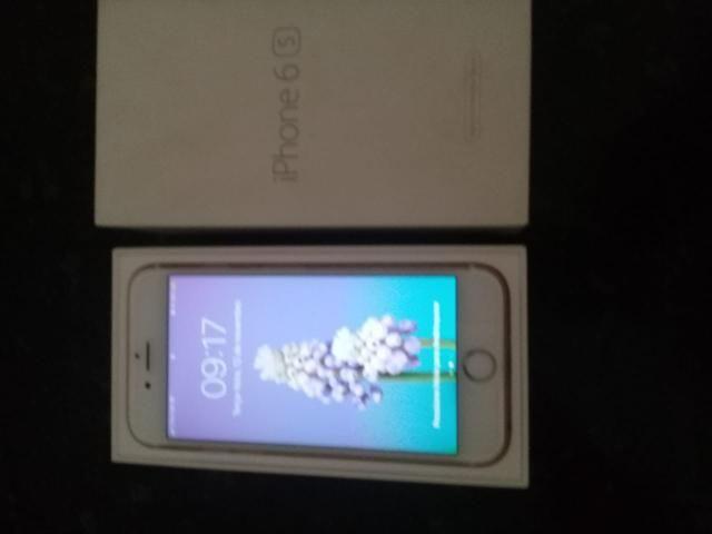 IPhone 6s gold 16gb - Foto 5