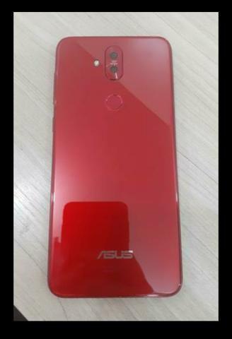 Vendo Asuz Zenfone 5 selfie Pro vermelho - Foto 2