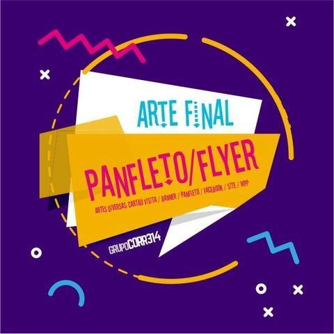 Artes Gráficas   Panfletos - Outros itens para comércio e escritório ... df99c2ffbdf