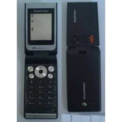 Carcaça w380 Sony Ericsson