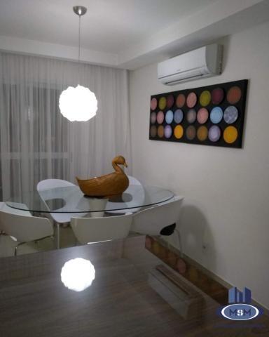 Apartamento à venda com 3 dormitórios em Vila são francisco, Hortolândia cod:AP00032 - Foto 9