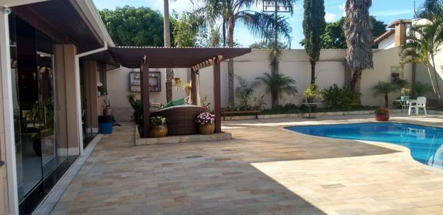 Casa e Terreno com Piscina e Área de Lazer - Foto 5