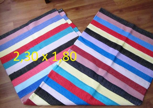 4201d25182 Tapetes grandes e coloridos - Objetos de decoração - Lins De ...