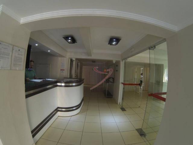 Apartamento com 1 dormitório para alugar, 44 m² por R$ 900,00/mês - Centro - Foz do Iguaçu - Foto 14