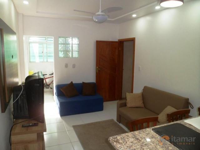 Apartamento com 1 quarto para alugar TEMPORADA - Centro - Guarapari/ES - Foto 5