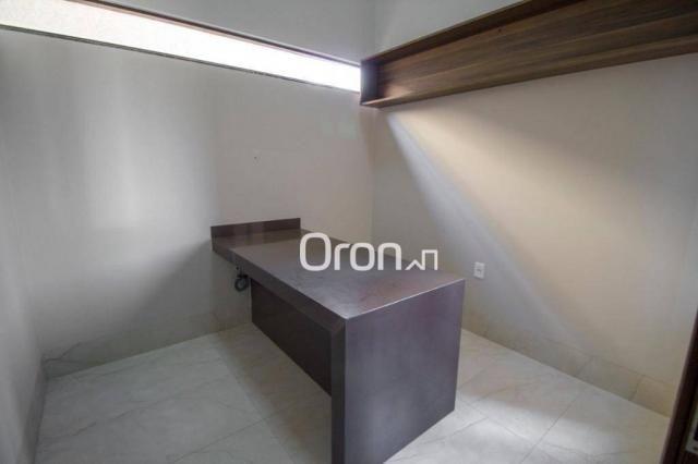 Casa com 4 dormitórios à venda, 375 m² por R$ 2.100.000,00 - Jardins Lisboa - Goiânia/GO - Foto 19