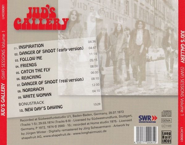 Jud's Gallery - SWF-Sessions Volume 1 - Foto 2