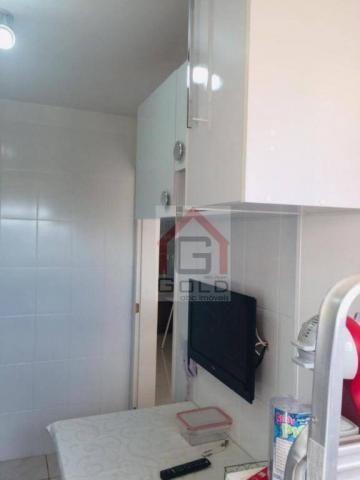 Apartamento com 2 dormitórios à venda, 55 m² por R$ 360.000 - Casa Branca - Santo André/SP - Foto 2