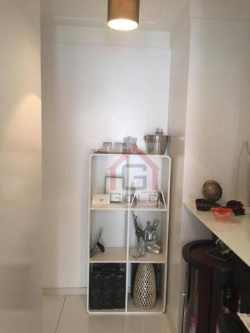 Apartamento com 2 dormitórios à venda, 55 m² por R$ 360.000 - Casa Branca - Santo André/SP - Foto 6
