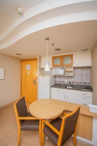 Apartamento para alugar com 1 dormitórios em Rio branco, Porto alegre cod:318005 - Foto 8