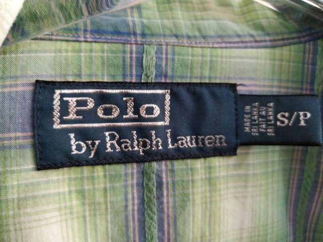 Camisa feminina marca Polo Ralph Lauren - Foto 4