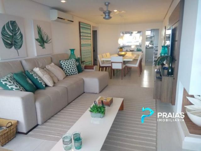 Apartamento à venda com 4 dormitórios em Morro do sorocotuba, Guarujá cod:53883 - Foto 4